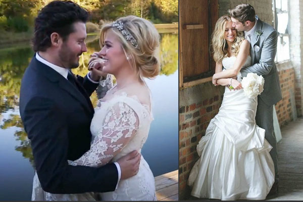 Brandon Blackstock & Kelly Clarkson and Kristin Cavallari & Jay Cutler