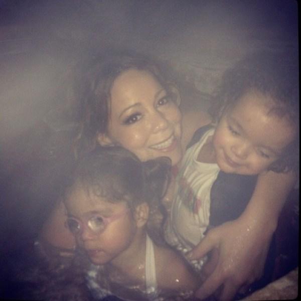 Mariah Carey & Babies