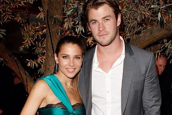 Elsa Pataky & Chris Hemsworth