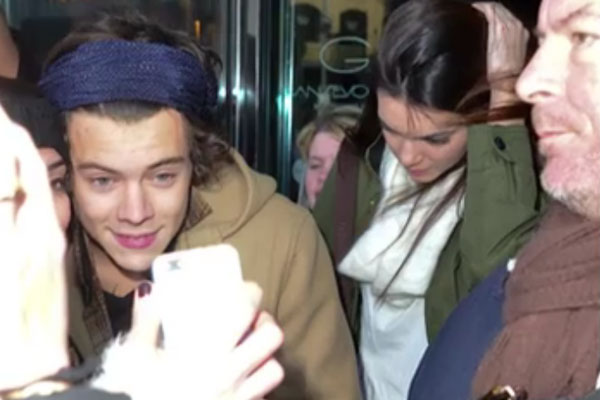Harry Styles & Kendall Jenner
