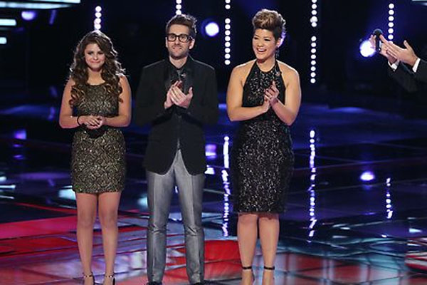 Jacquie Lee, Will Champlin & Tessanne Chin