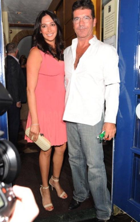 Lauren Silverman & Simon Cowell
