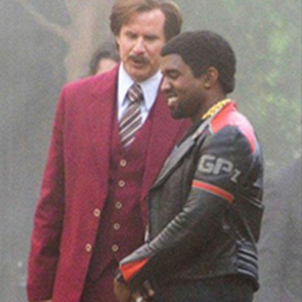 Will Ferrell & Kanye West