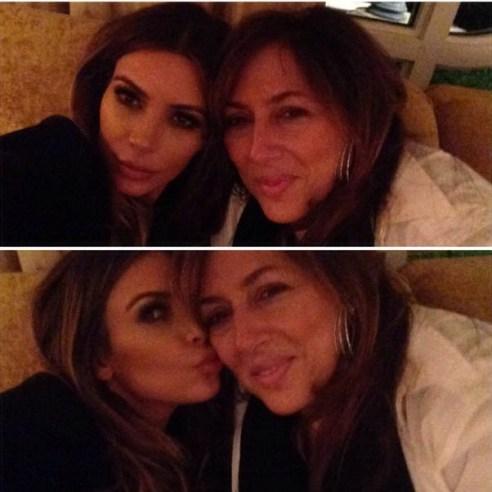 Kim Kardashian & Lorraine Schwartz