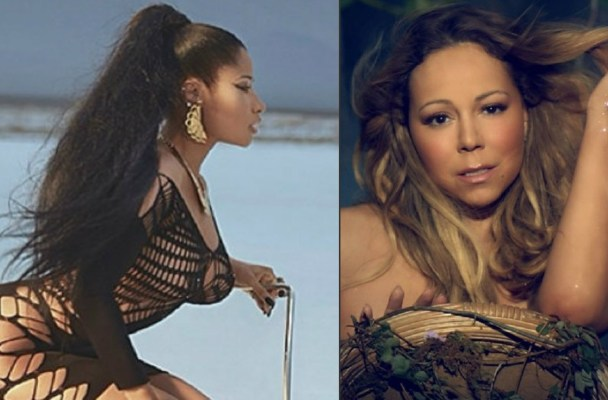 Nicki Minaj & Mariah Carey