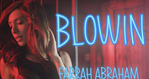 farrah blowin