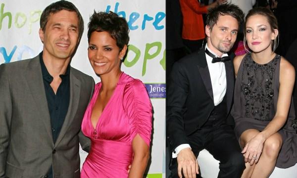 Olivier Martinez, Halle Berry, Matthew Bellamy & Kate Hudson