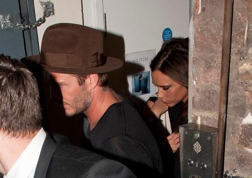 Celebrity Sightings In London - April 27, 2014