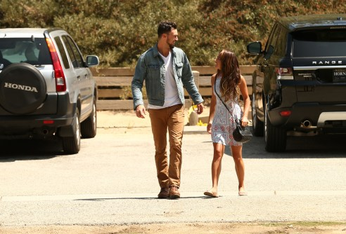 Lea Michele And Matthew Paetz Sighting