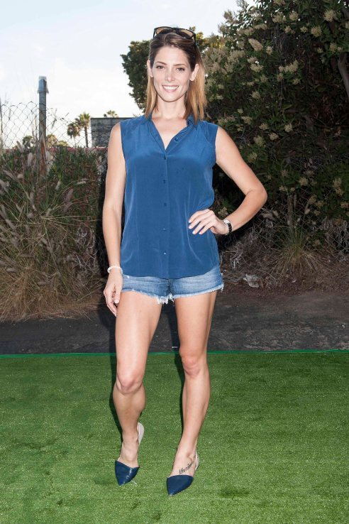 The Just Jared Annual Summer Party at Pink Taco, on July 12, 2014 in Los Angeles, California.