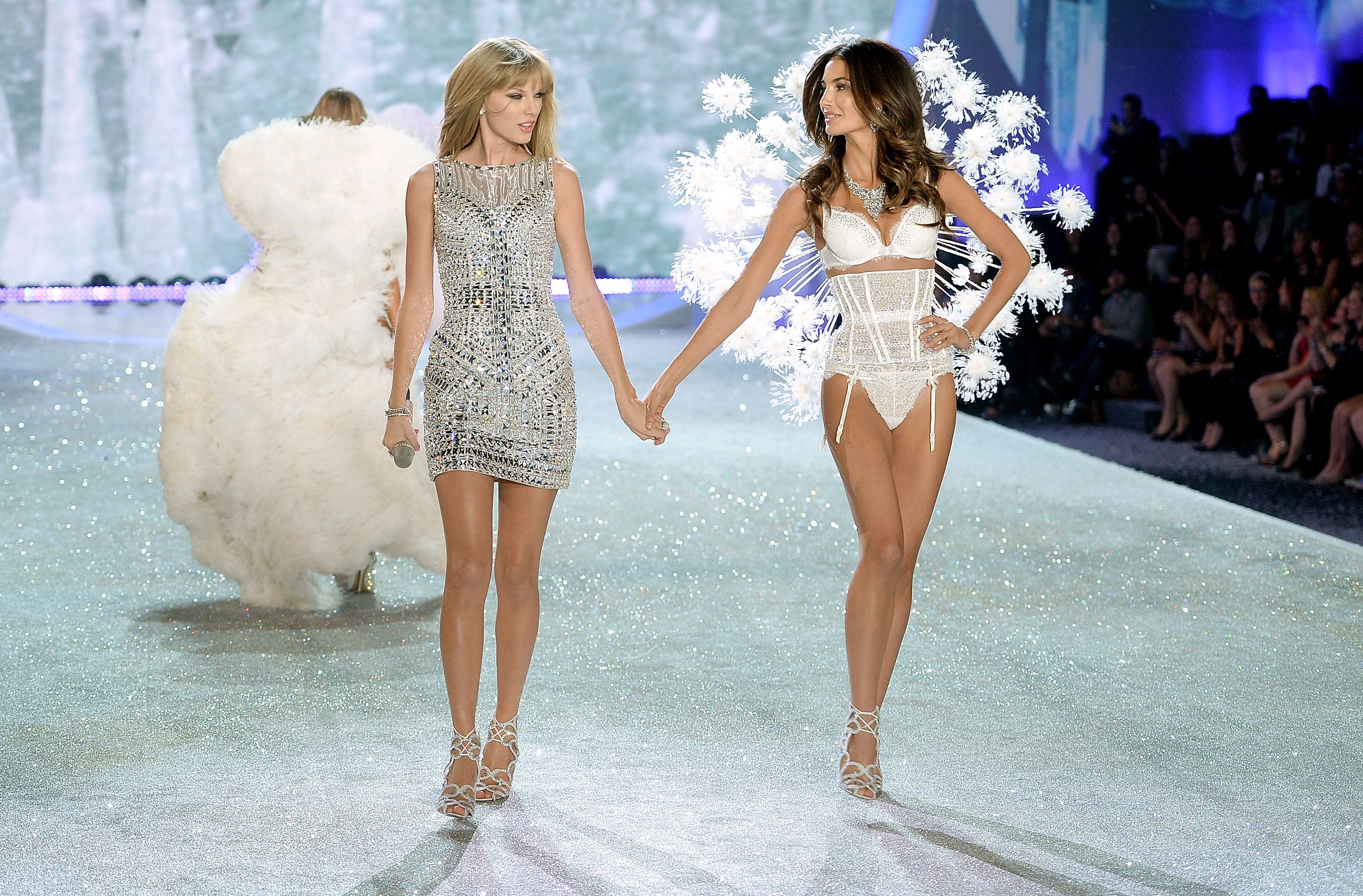 Photo by Dimitrios Kambouris/Getty Images for Victoria's Secret