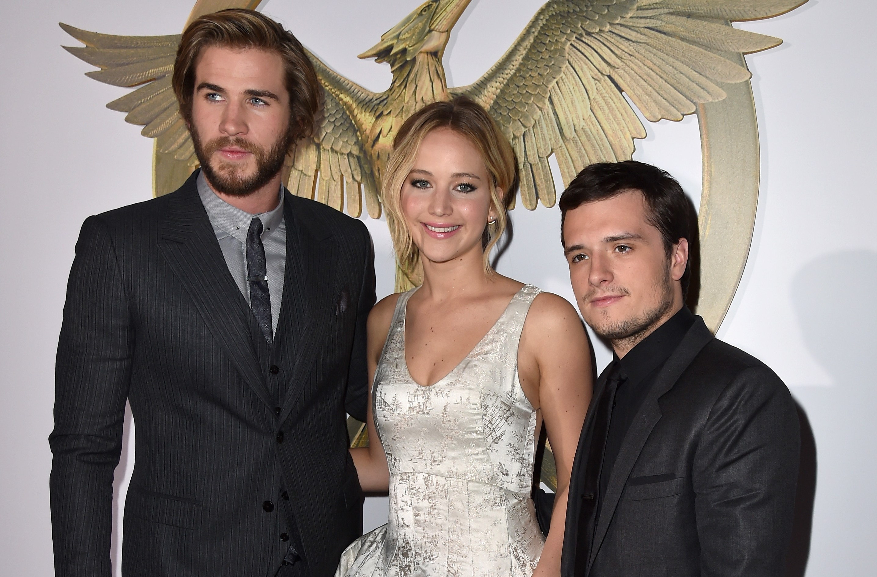 "Premiere Of Lionsgate's ""The Hunger Games: Mockingjay - Part 1"" - Red Carpet"