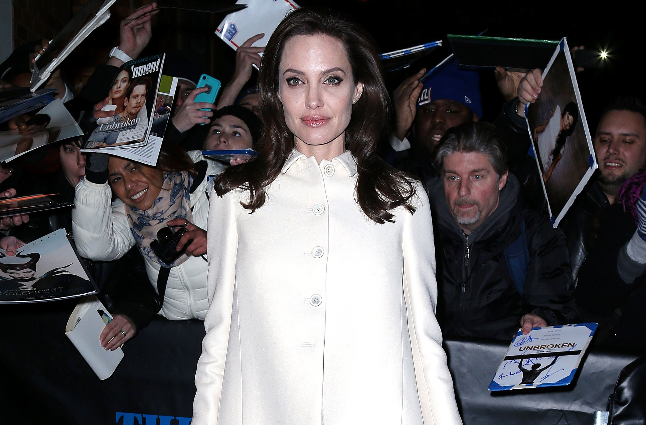 Angelina Jolie Marriage