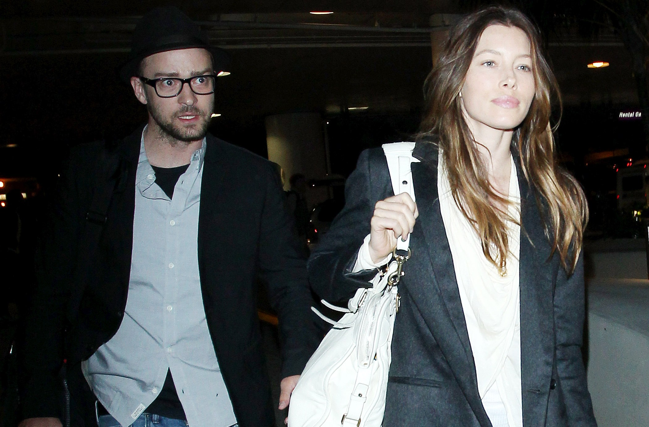Jessica Biel and Justin Timberlake Split