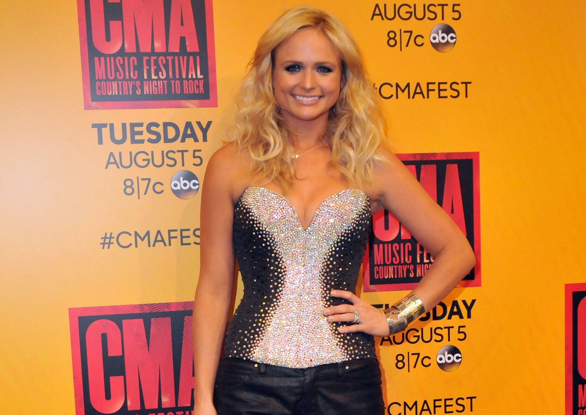 2014 CMA Music Festival Nightly Press Conference - Day Two