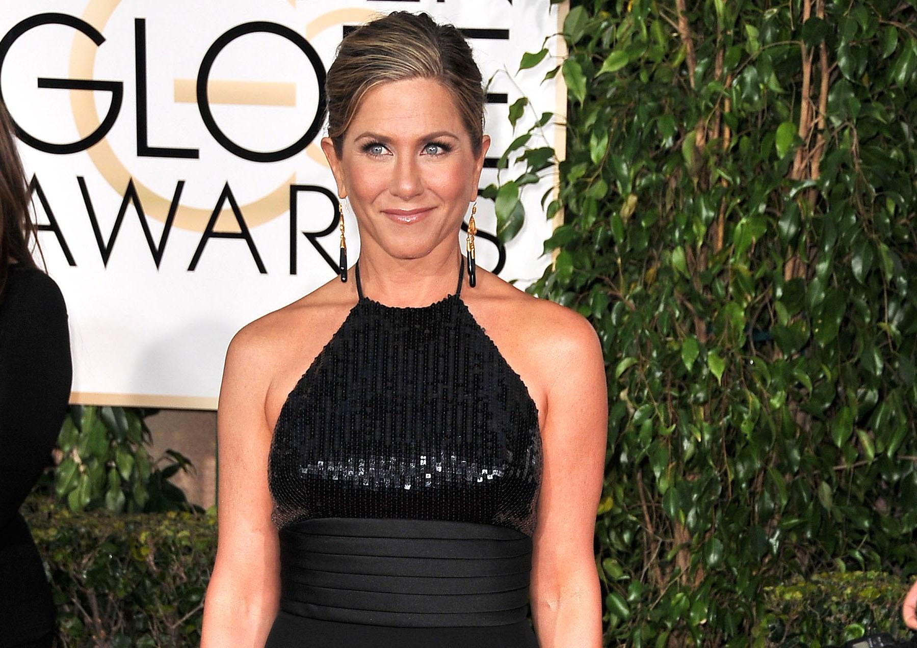 Jennifer Aniston Secret Lover