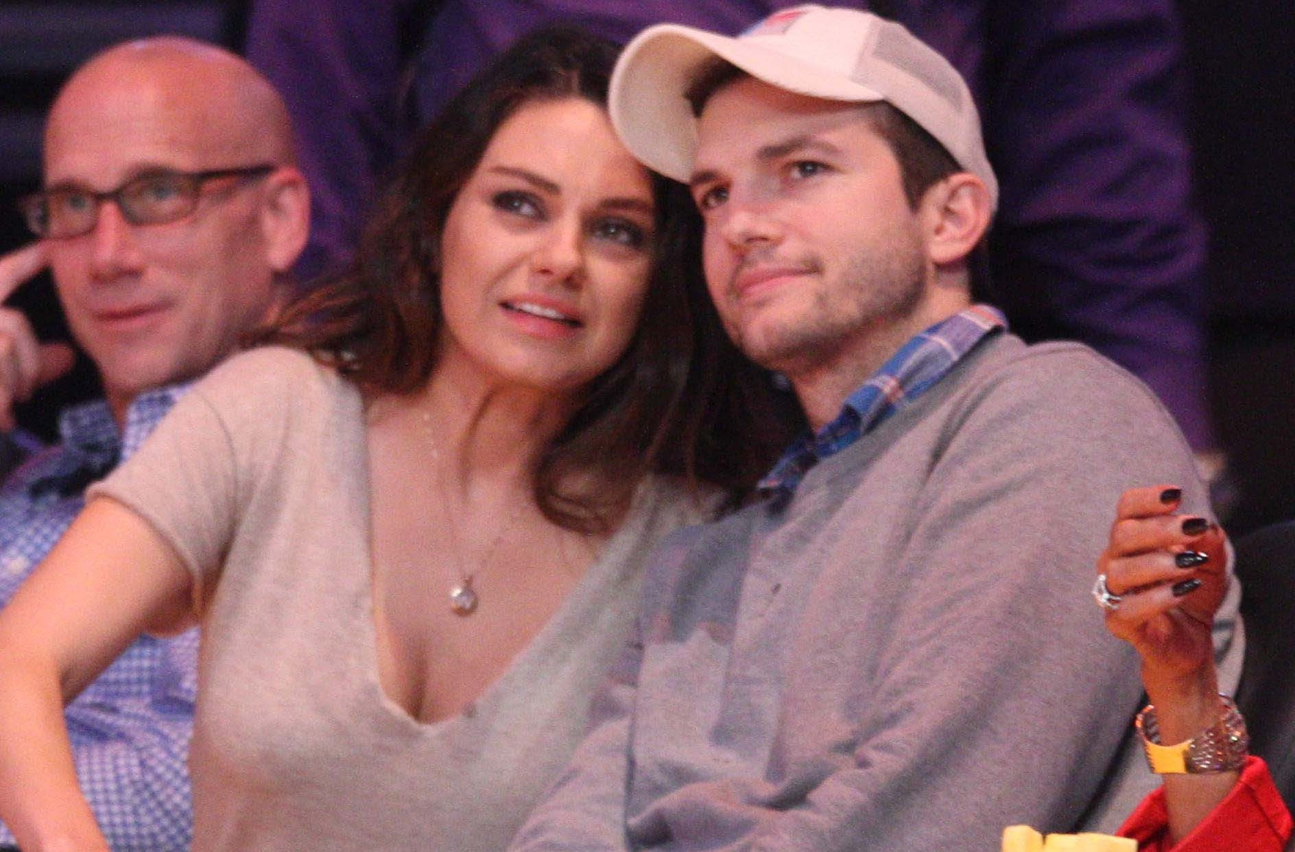 Ashton Kutcher Sex Life