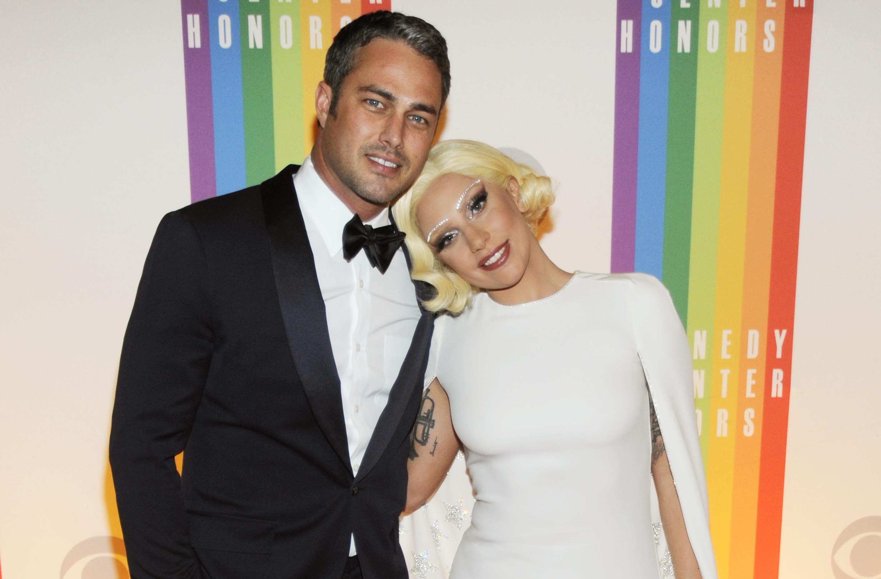Lady Gaga Engaged