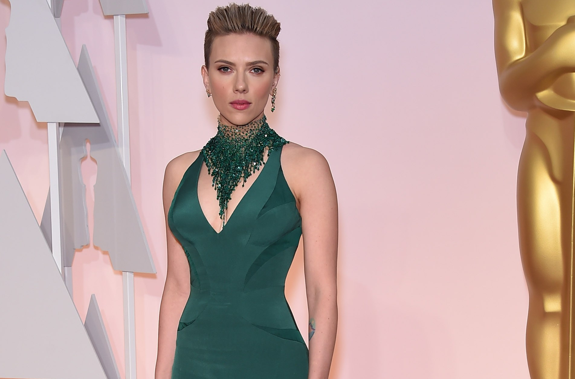 Scarlett Johansson Oscars