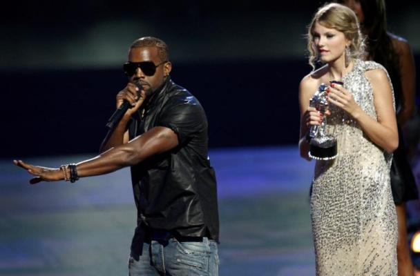 Taylor Swift, Kanye West Music