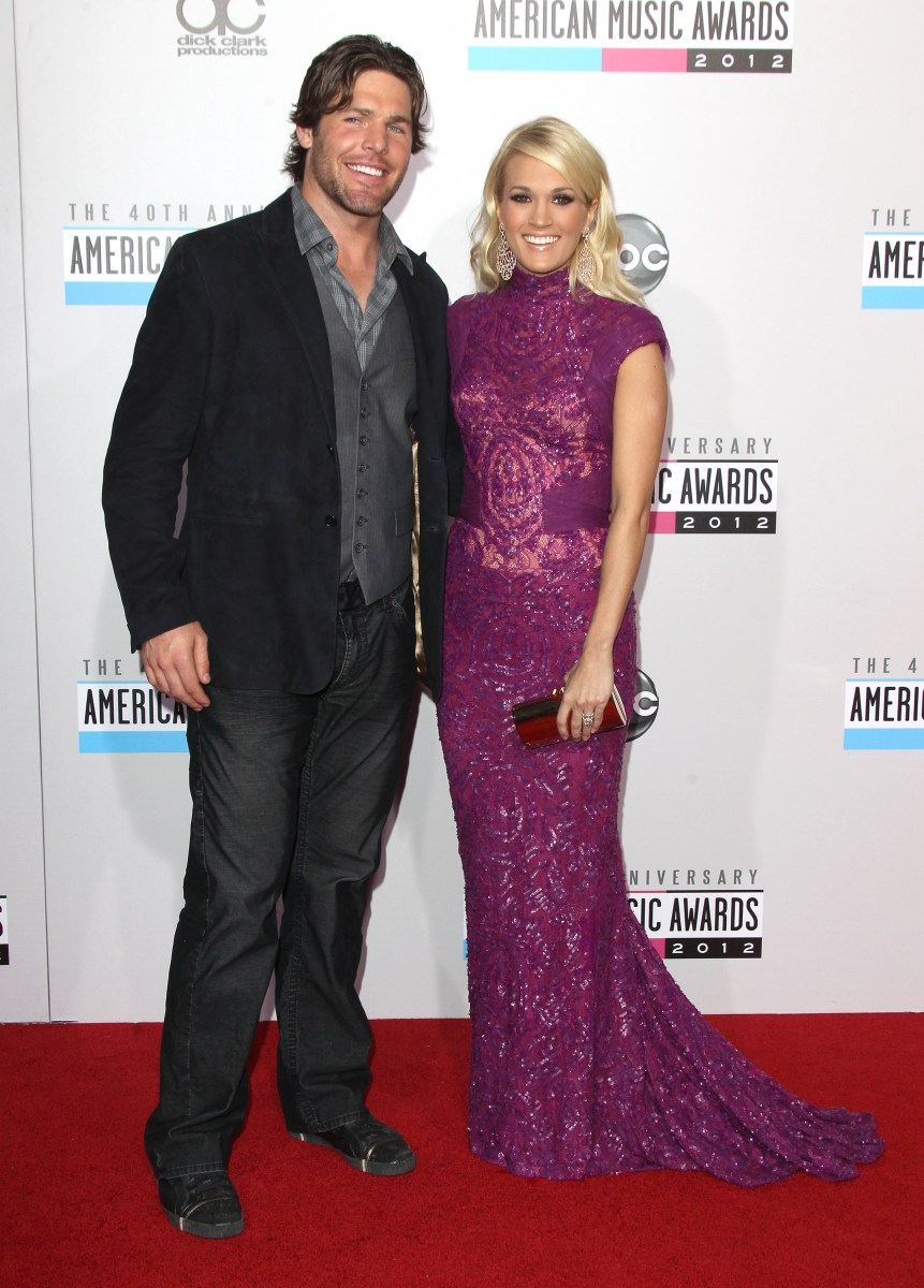 Carrie Underwood Baby Born First Photo