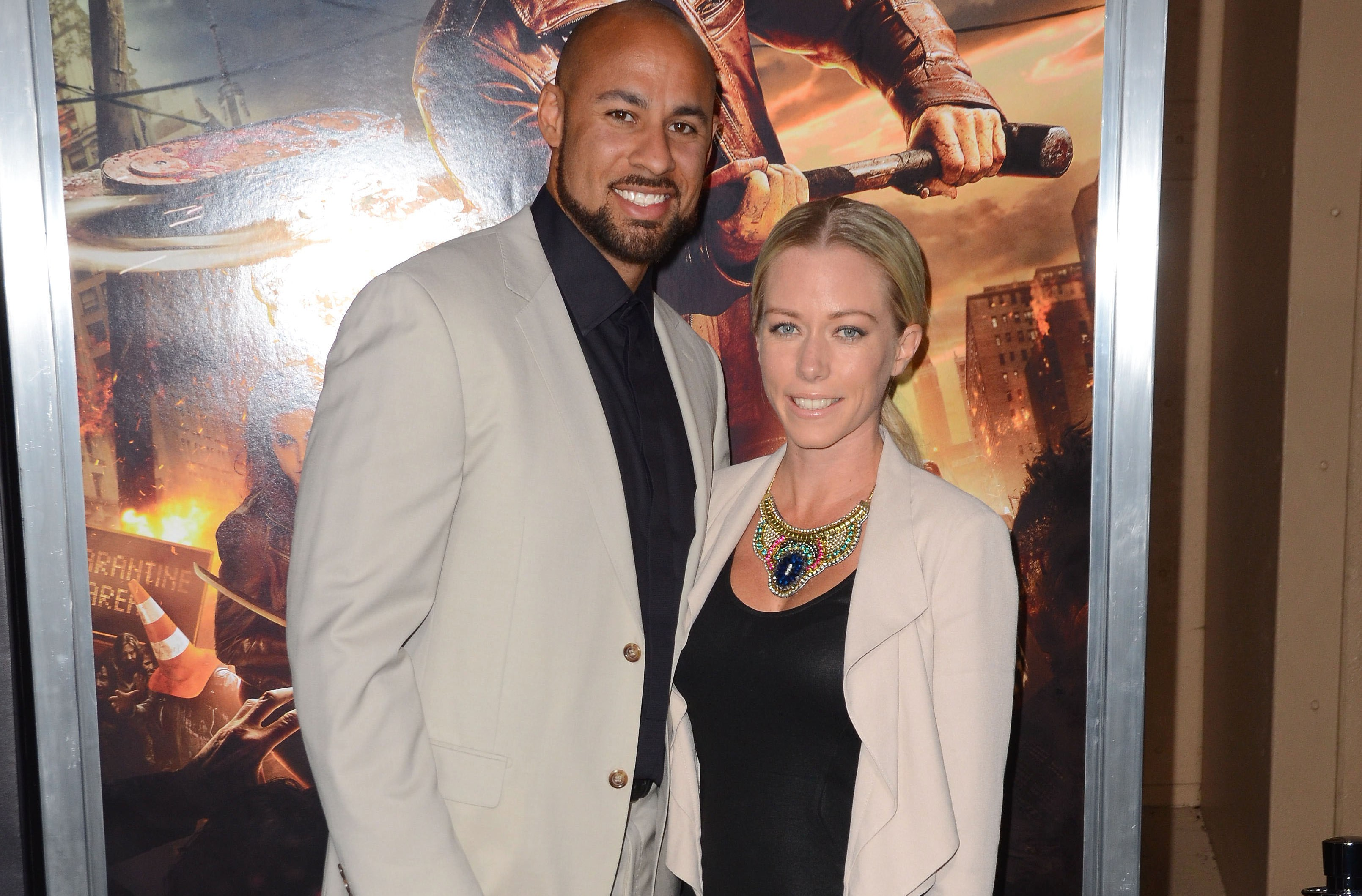 Kendra Wilkinson, Hank Baskett date night