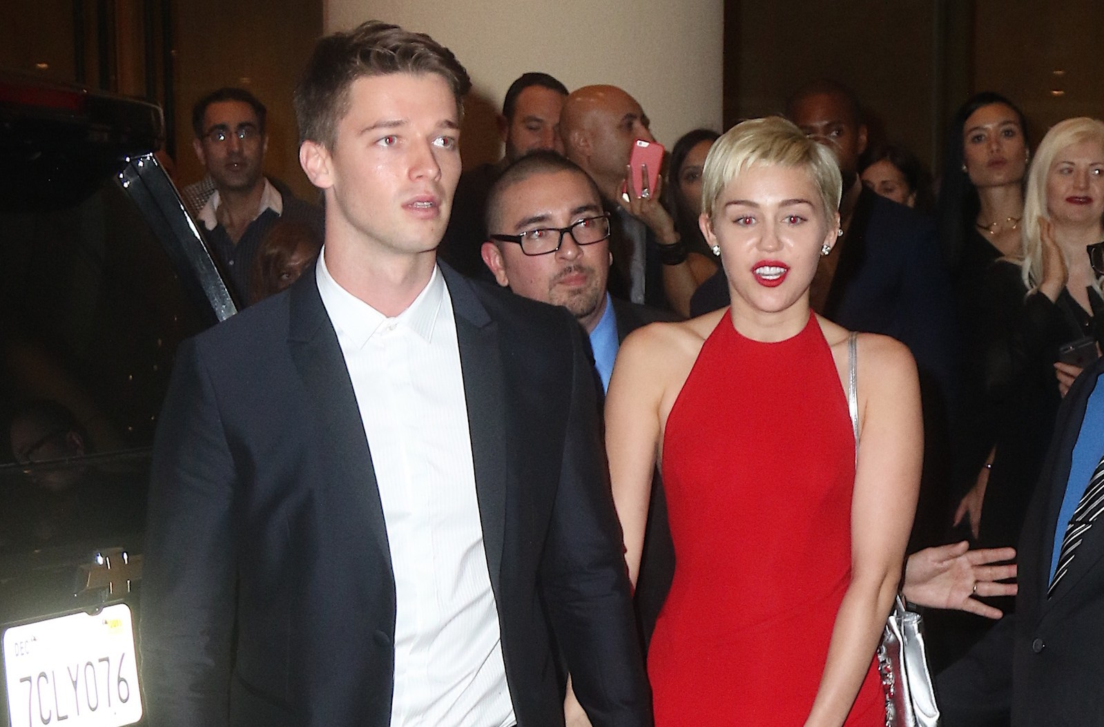 Miley Cyrus, Patrick Schwarzenegger Dating