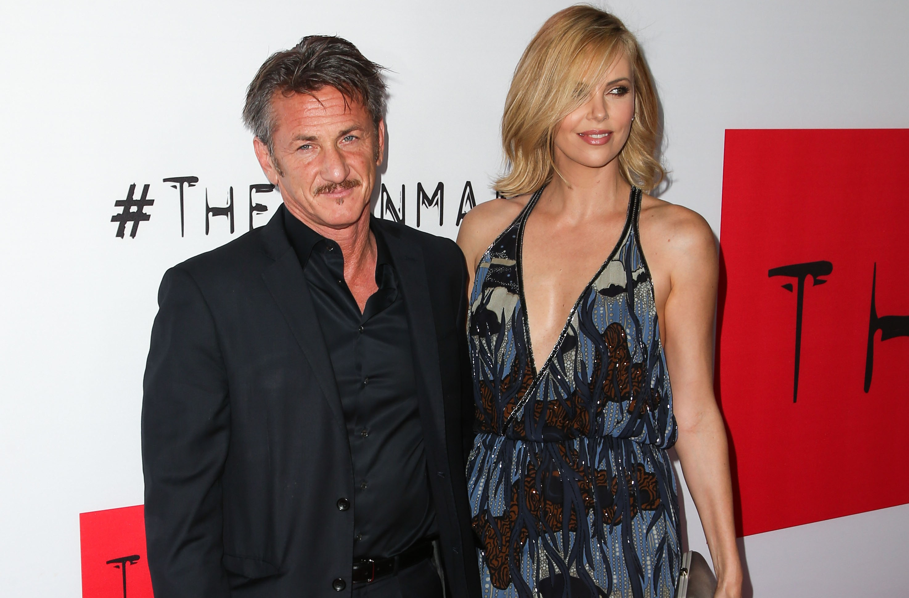 Sean Penn, Charlize Theron Relationship