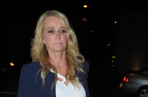 Kim Richards Day After Arrest