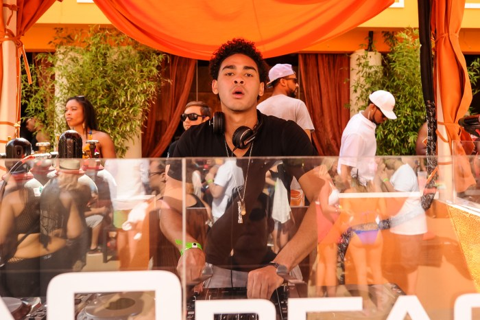 Trey Smith aka DJ Ace_TAO Beach MDW2015
