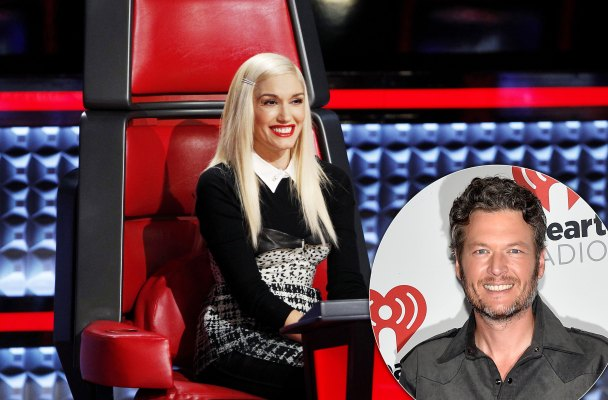 gwen stefani blake shelton video