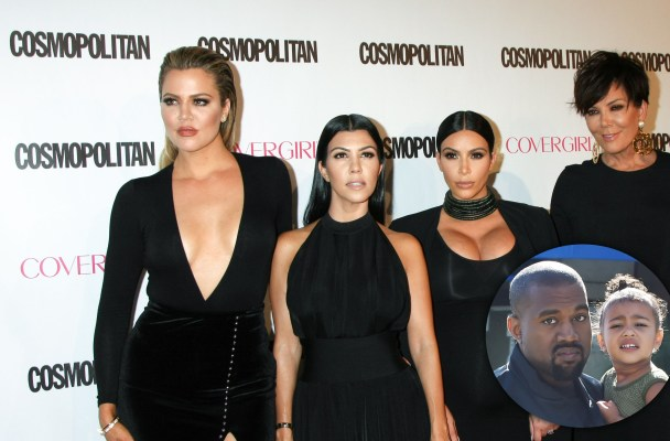 WEST HOLLYWOOD, CA - OCTOBER 12: TV personalities Khloe Kardashian, Kourtney Kardashian, Kim Kardashian, Kris Jenner and Kylie Jenner during Cosmopolitan's 50th Birthday Celebration at Ysabel on October 12, 2015 in West Hollywood, California.  Pictured: Khloe Kardashian, Kourtney Kardashian, Kim Kardashian, Kim Kardashian West, Kris Jenner, Kylie Jenner Ref: SPL1150135  131015   Picture by: @Parisa  Splash News and Pictures Los Angeles:	310-821-2666 New York:	212-619-2666 London:	870-934-2666 photodesk@splashnews.com