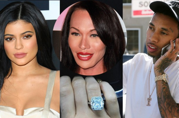 Kylie Jenner & Tyga Breakup Fight Over Diamond Ring