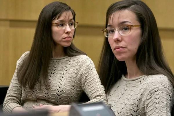 jodi arias prison flirting defense lawyer