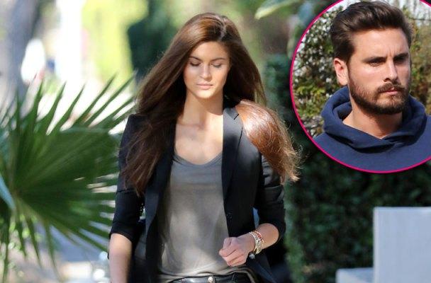 kourtney kardashian scott disick relationship dumped new girlfriend