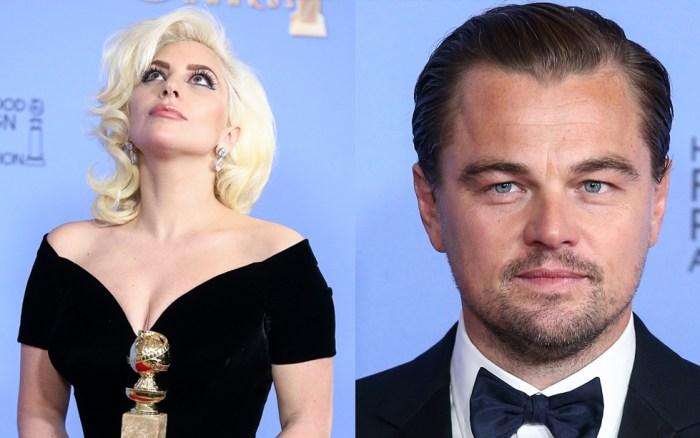 Leonardo DiCaprio Apologizes To Lady Gaga For GoldenGlobesDiss