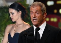 mel gibson engaged rosalind ross prenup