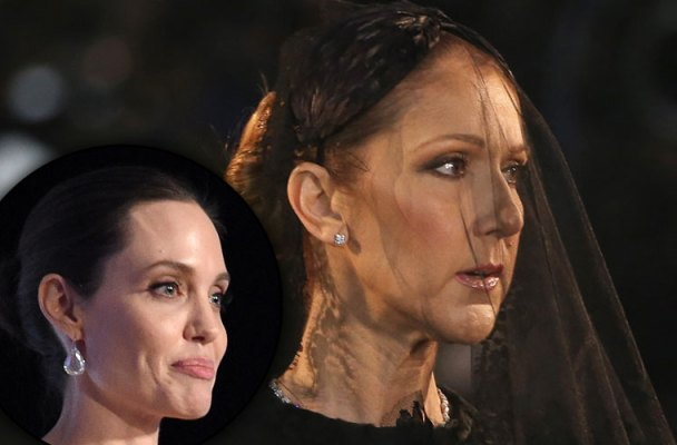 angelina jolie celine dion tragedy movie