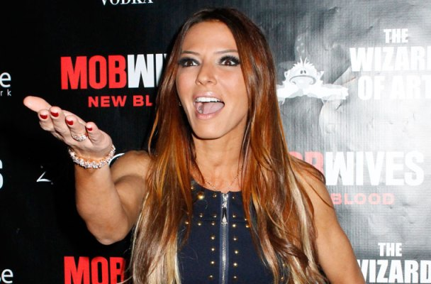 exclusive drita d avanzo mob wives threats assault arrest