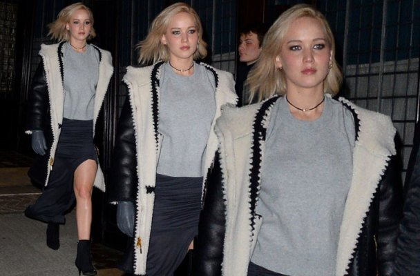 jennifer lawrence breakup bitter photos