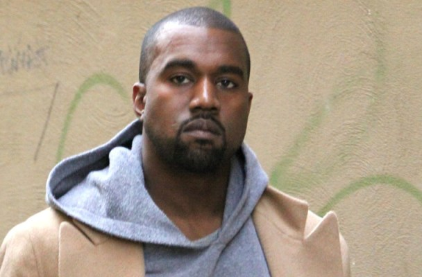 Kanye West Angry Temper Tantrums