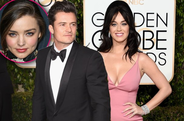 orlando bloom katy perry dating miranda kerr jealous