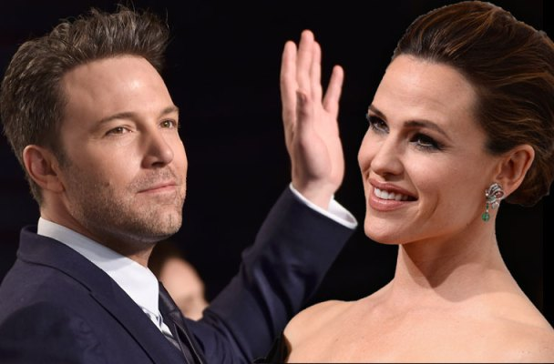 ben affleck jennifer garner divorce vanity fair interview