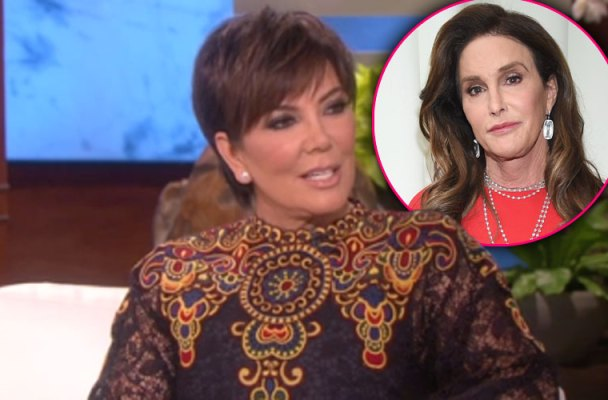 caitlyn jenner dating men kris jenner confused ellen degeneres