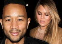 chrissy teigen post baby body daughter luna first date night pics