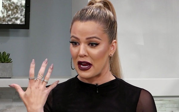 Kocktails With Khloe Kardashian Canceled Show Problems 3