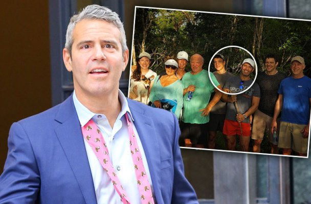 andy cohen dumps younger boyfriend secret relationship