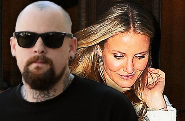 benji madden cameron diaz married ellen degeneres interview