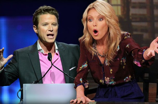 billy bush rivals kelly ripa today show replaces matt lauer