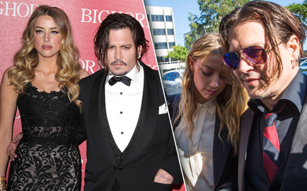 Johnny Depp Amber Heard Divorce Marriage Secrets 7